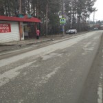 Гарантийный участок Фруктовой в 2016