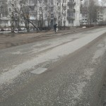 Гарантийный участок Фруктовой