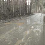 Дорога от Фруктовой к Психиатрической больнице