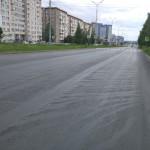 40 лет Победы на участке от Ленина до Моторной