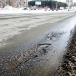 Дефекты на 40 лет Победы через год после ремонта