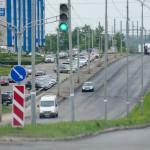 Ремонт 40 лет Победы в районе Закирова завершили
