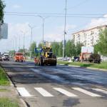 Ремонт 40 лет Победы между Ленина и Закирова