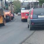 Процесс ремонта Баранова в Ижевске, май 2016