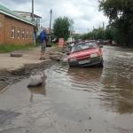 Состояние Партизанской улицы в Ижевске