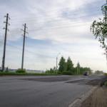 Ремонт Воткинского шоссе. Начало участка. Май 2016
