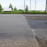 Ремонт Воткинского шоссе в Ижевске. Начало участка