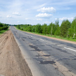 Состояние Славянского шоссе, май 2016