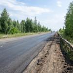 Старые ограждения на Славянском шоссе в Ижевске