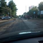 Ремонт Баранова в Ижевске, участок от Новошеснадцатой до Селтинской