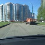 Фреза на Первомайской в Ижевске, 15.05.2016