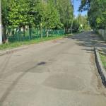 До ремонта проезда на Ворошилова В районе д/с №51