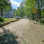 До ремонта проезда на Ворошилова в районе д/с 192