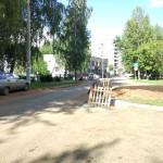 До ремонта проезда на Ворошилова в районе УБиТа