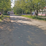 До ремонта проезда на Ворошилова В районе дома №101