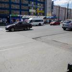 Начало ремонта Карла Либкнехта со стороны Пушкинской в Ижевске 2016