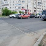 Начало ремонта на Карла Либкнехта в районе Маркса