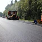 Ремонт дороги на аэропорт в Ижевске